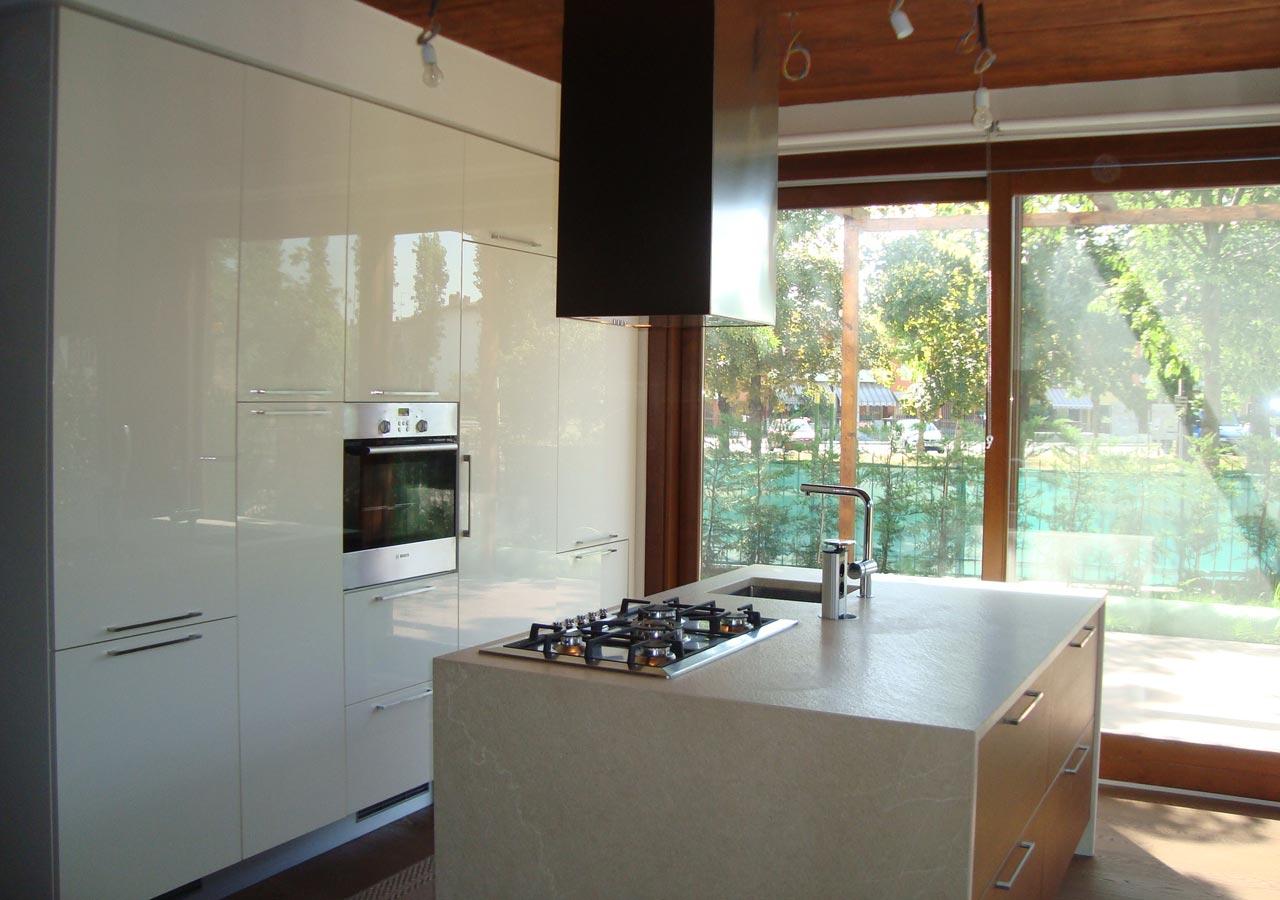 Progetti Di Cucine Moderne.Progettazione E Realizzazione Cucine Moderne Zinetti